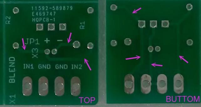 PCB 2 layer