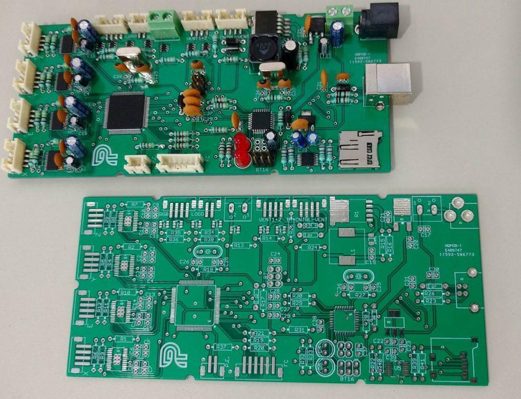 Circuito Impreso : Tarjeta de circuito impreso u definiciones y terminología
