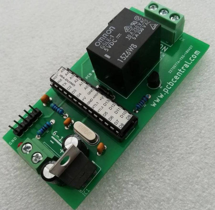 PCB para arduino