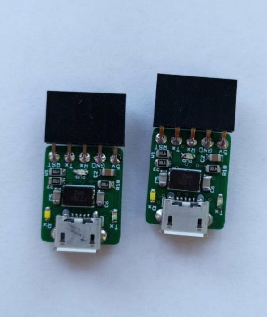 Convertidor USB-Serial / Programador de Arduino